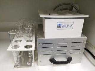 ColdBlock in Lab