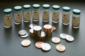 ARMI Metal Alloy Reference Materials