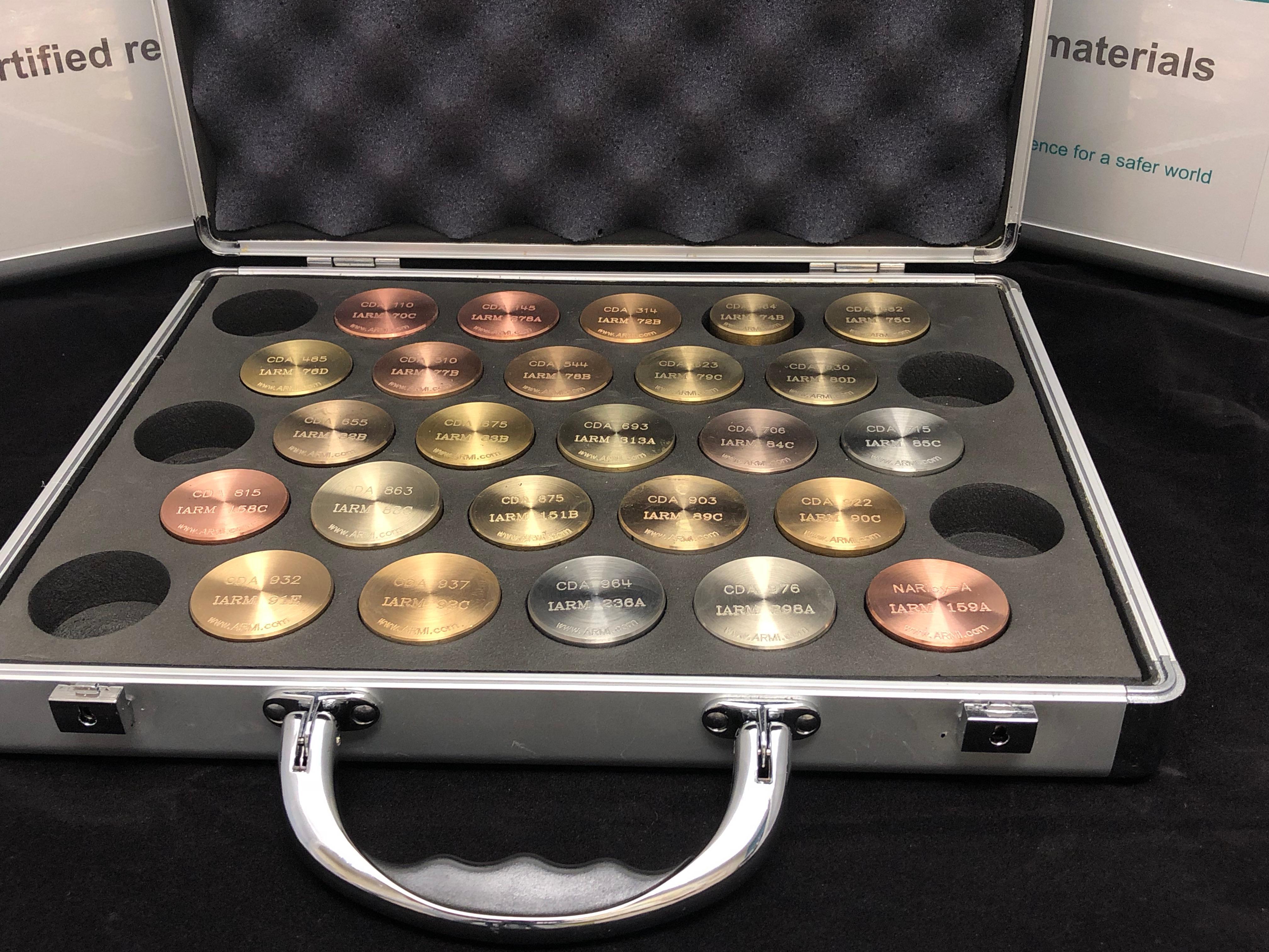 Copper BAse Set