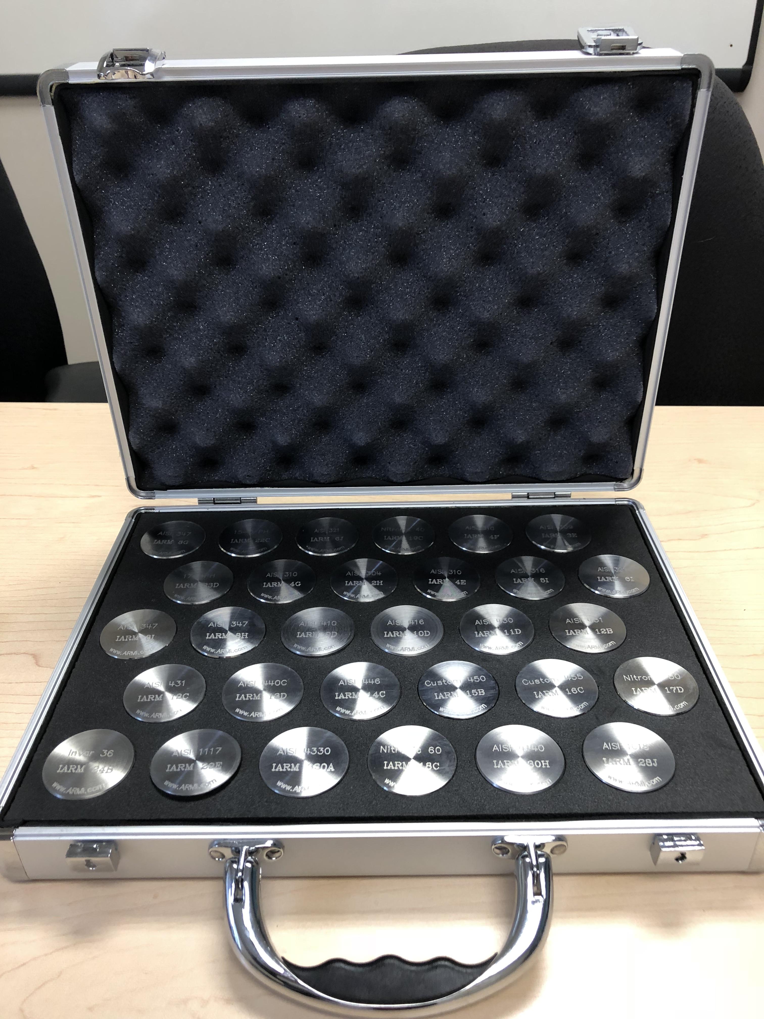 ARMI Calibration Set