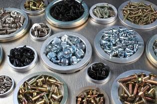 Various screws iStock-918540794